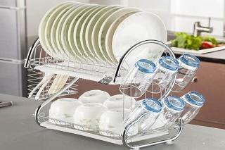 A praktikus, modern edénycsepegtető kevés helyet foglal.