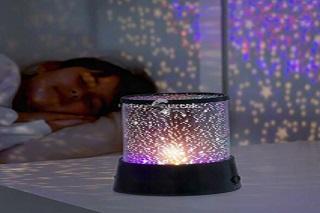 Megnyugtató gyerekszoba: éjjeli lámpa és mesék