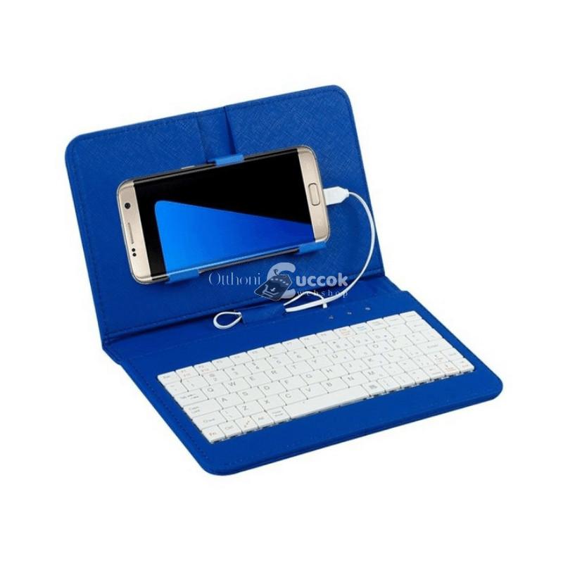 Telefontok billentyűzettel - Kék