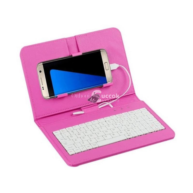 Telefontok billentyűzettel - Rózsaszín