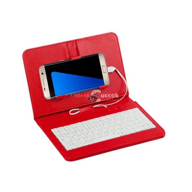 Telefontok billentyűzettel - Vörös