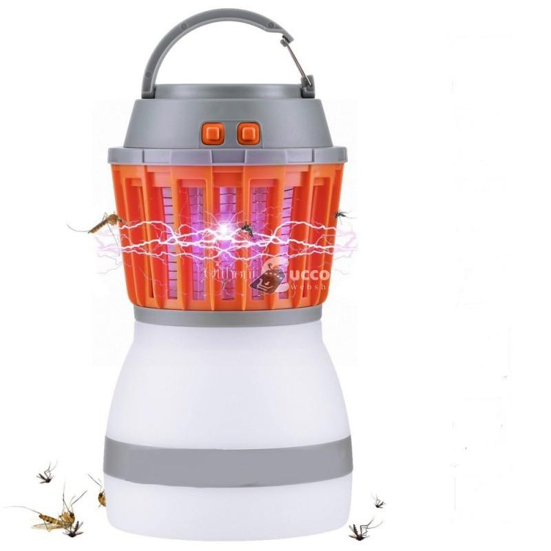 LED szúnyogírtó lámpa 2 az 1-ben