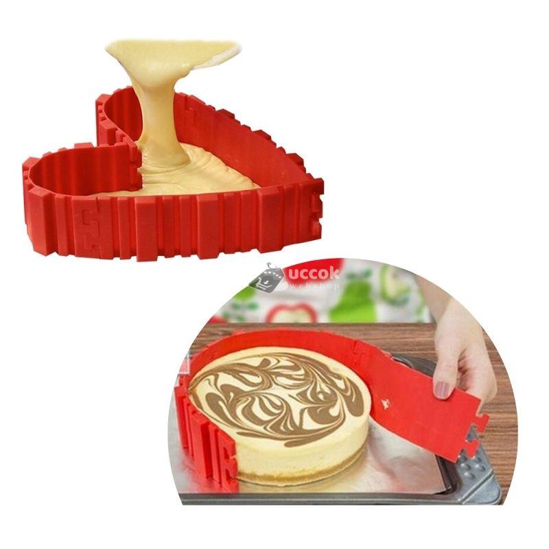 Tortaforma - változtatható alakú