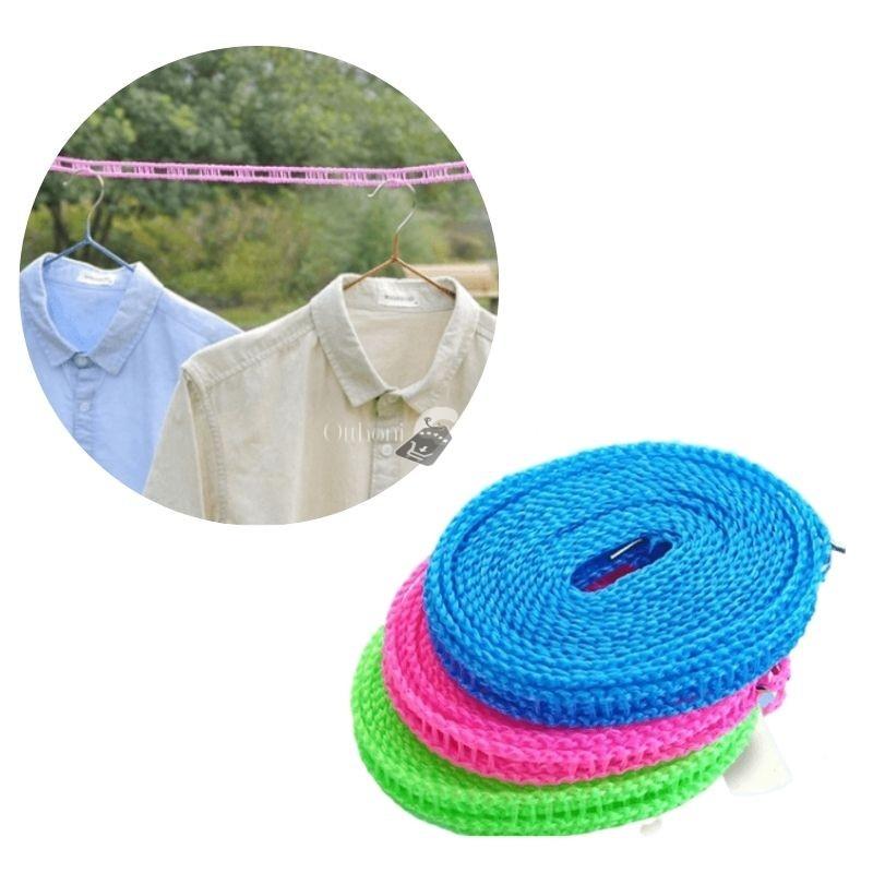 Csúszásmentes ruhaszárító kötél