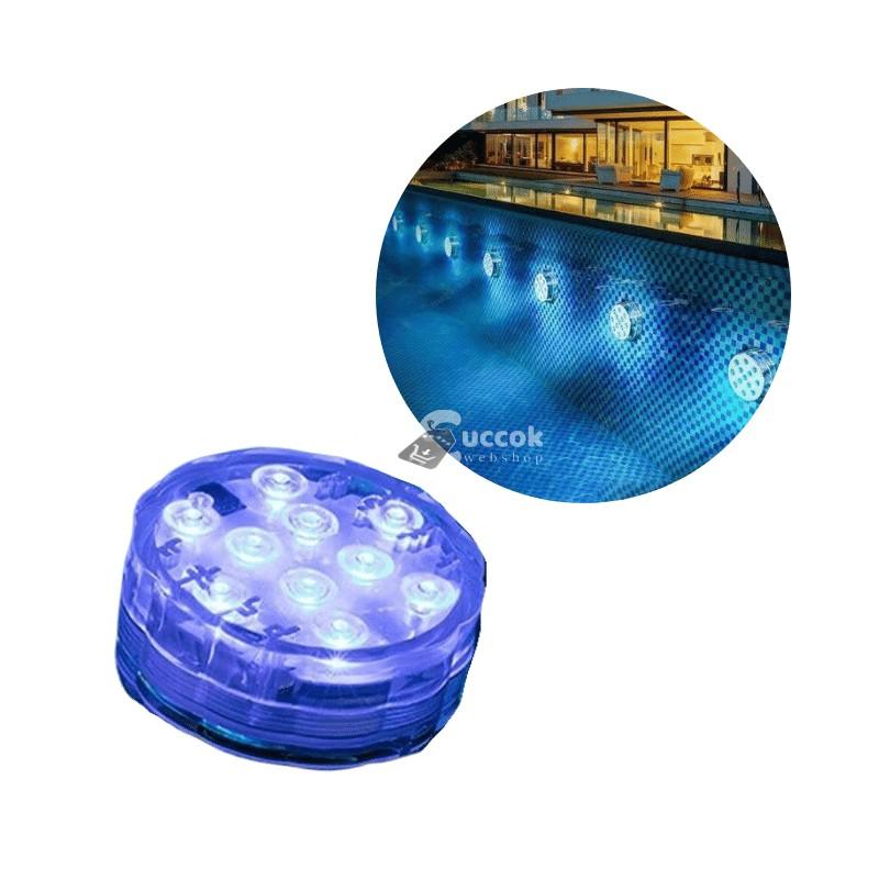 LED medence világítás