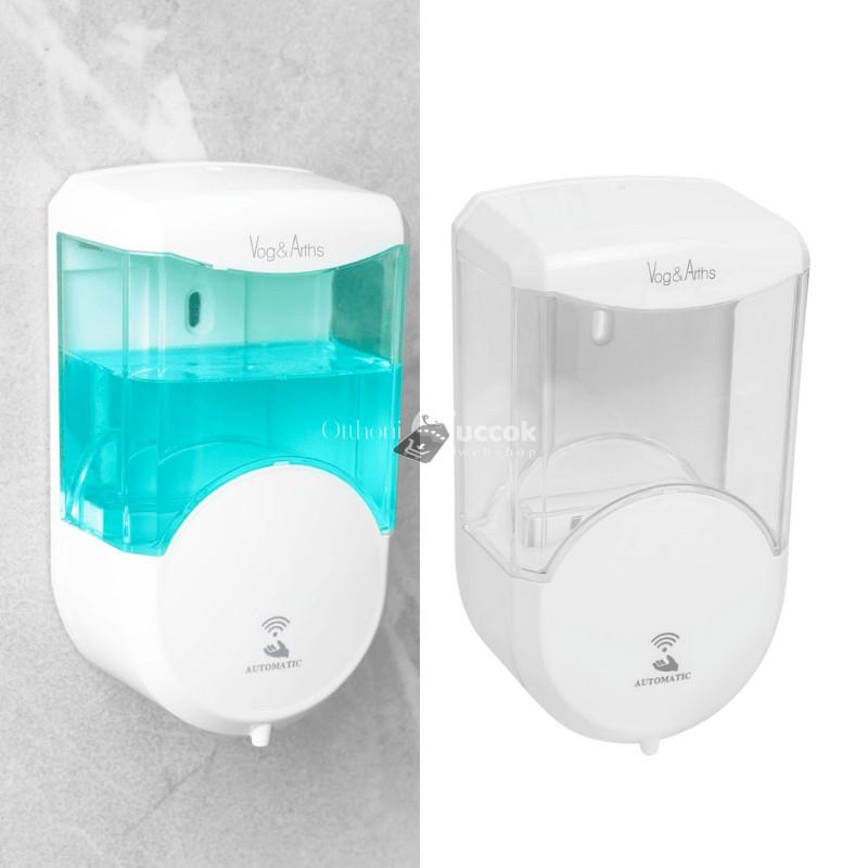 Érintésmentes szappanadagoló - Fehér