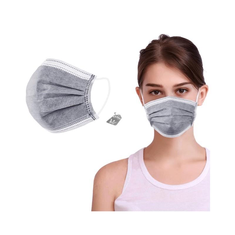 2db Párásodásgátló karbon maszk