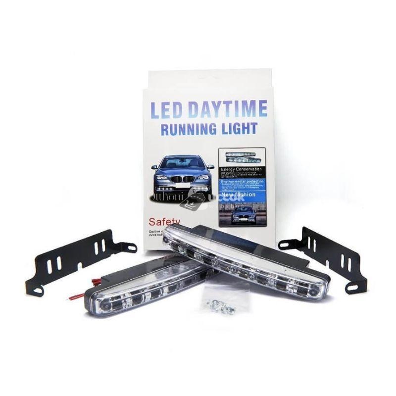 Nappali menetfény (8 LED DRL)